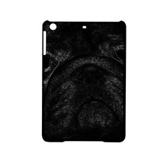 Black Bulldog Ipad Mini 2 Hardshell Cases by Valentinaart
