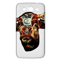 Artistic Cow Samsung Galaxy Mega 5 8 I9152 Hardshell Case  by Valentinaart