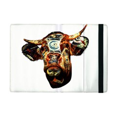 Artistic Cow Ipad Mini 2 Flip Cases by Valentinaart