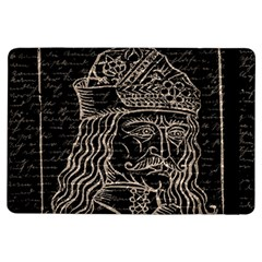 Count Vlad Dracula Ipad Air Flip by Valentinaart