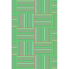 Geometric Pinstripes Shapes Hues 5 5  X 8 5  Notebooks by Simbadda