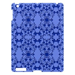Floral Ornament Baby Boy Design Retro Pattern Apple Ipad 3/4 Hardshell Case