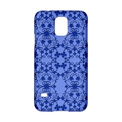 Floral Ornament Baby Boy Design Retro Pattern Samsung Galaxy S5 Hardshell Case  by Simbadda
