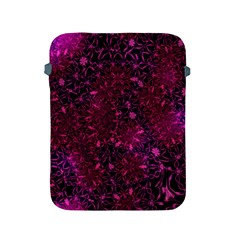 Retro Flower Pattern Design Batik Apple Ipad 2/3/4 Protective Soft Cases by Simbadda