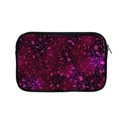Retro Flower Pattern Design Batik Apple Macbook Pro 13  Zipper Case by Simbadda