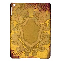 Vintage Scrapbook Old Ancient Retro Pattern Ipad Air Hardshell Cases by Simbadda