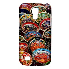 Art Background Bowl Ceramic Color Galaxy S4 Mini by Simbadda