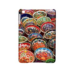 Art Background Bowl Ceramic Color Ipad Mini 2 Hardshell Cases by Simbadda