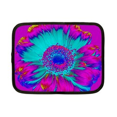 Retro Colorful Decoration Texture Netbook Case (small)