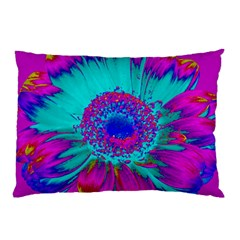 Retro Colorful Decoration Texture Pillow Case by Simbadda