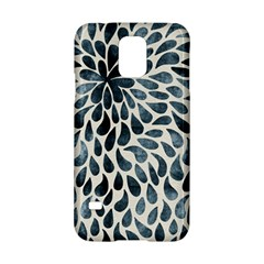 Abstract Flower Petals Floral Samsung Galaxy S5 Hardshell Case  by Simbadda