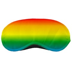 Rainbow Background Colourful Sleeping Masks by Simbadda