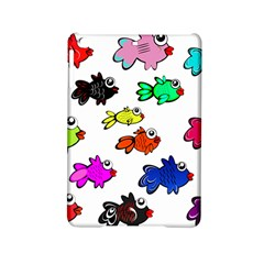 Fishes Marine Life Swimming Water Ipad Mini 2 Hardshell Cases by Simbadda
