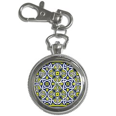 Tiles Panel Decorative Decoration Key Chain Watches by Simbadda