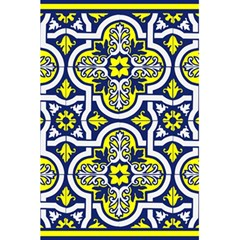 Tiles Panel Decorative Decoration 5 5  X 8 5  Notebooks by Simbadda