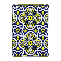 Tiles Panel Decorative Decoration Apple Ipad Mini Hardshell Case (compatible With Smart Cover)
