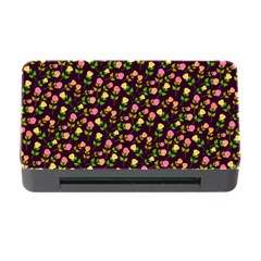Flowers Roses Floral Flowery Memory Card Reader With Cf by Simbadda