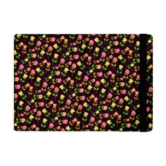 Flowers Roses Floral Flowery Apple Ipad Mini Flip Case by Simbadda