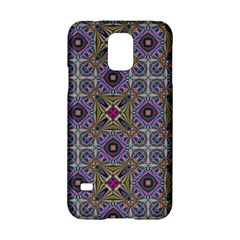 Vintage Abstract Unique Original Samsung Galaxy S5 Hardshell Case  by Simbadda