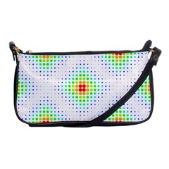 Color Square Shoulder Clutch Bags by Simbadda