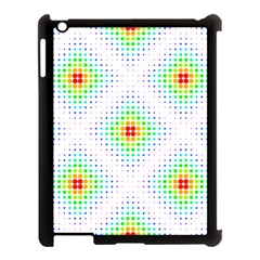 Color Square Apple Ipad 3/4 Case (black) by Simbadda