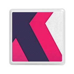 Pink Pattern Memory Card Reader (square)