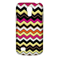 Colorful Chevron Pattern Stripes Pattern Galaxy S4 Mini
