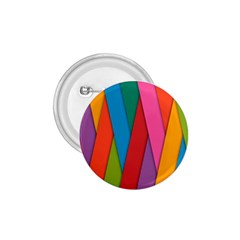 Colorful Lines Pattern 1.75  Buttons