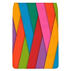 Colorful Lines Pattern Flap Covers (S)