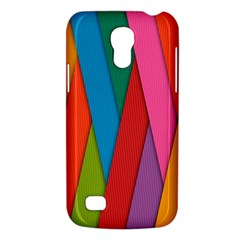 Colorful Lines Pattern Galaxy S4 Mini