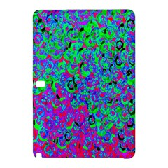 Green Purple Pink Background Samsung Galaxy Tab Pro 10 1 Hardshell Case