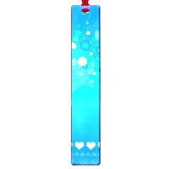 Blue Dot Star Large Book Marks by Simbadda