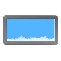 Blue Sky Clouds Day Memory Card Reader (mini)