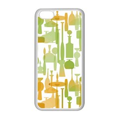 Angerine Blenko Glass Apple Iphone 5c Seamless Case (white)