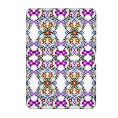 Floral Ornament Baby Girl Design Samsung Galaxy Tab 2 (10 1 ) P5100 Hardshell Case