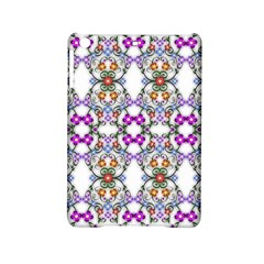 Floral Ornament Baby Girl Design Ipad Mini 2 Hardshell Cases by Simbadda