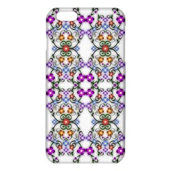 Floral Ornament Baby Girl Design Iphone 6 Plus/6s Plus Tpu Case by Simbadda