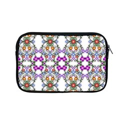 Floral Ornament Baby Girl Design Apple Macbook Pro 13  Zipper Case by Simbadda