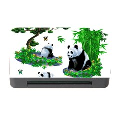 Cute Panda Cartoon Memory Card Reader With Cf by Simbadda