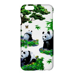 Cute Panda Cartoon Apple Iphone 6 Plus/6s Plus Hardshell Case by Simbadda