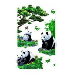 Cute Panda Cartoon Memory Card Reader by Simbadda