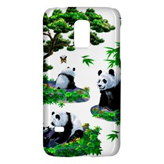 Cute Panda Cartoon Galaxy S5 Mini by Simbadda