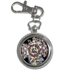 Science Fiction Background Fantasy Key Chain Watches by Simbadda