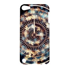Science Fiction Background Fantasy Apple Ipod Touch 5 Hardshell Case by Simbadda