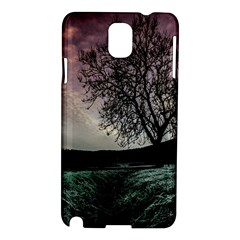 Sky Landscape Nature Clouds Samsung Galaxy Note 3 N9005 Hardshell Case by Simbadda