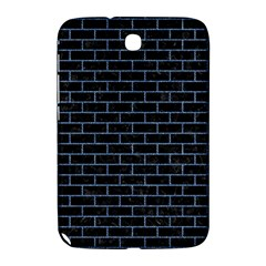 Brick1 Black Marble & Blue Denim Samsung Galaxy Note 8 0 N5100 Hardshell Case  by trendistuff