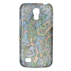 Paisley Boho Hippie Retro Fashion Print Pattern  Galaxy S4 Mini by CrypticFragmentsColors