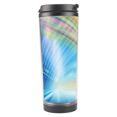 Glow Motion Lines Light Travel Tumbler by Alisyart