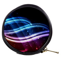 Illustrations Color Purple Blue Circle Space Mini Makeup Bags by Alisyart
