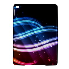 Illustrations Color Purple Blue Circle Space Ipad Air 2 Hardshell Cases by Alisyart